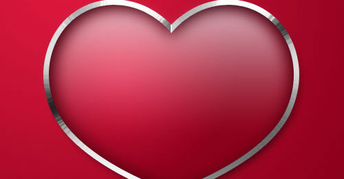Create A Heart Icon In Photoshop