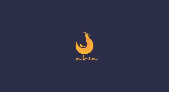 Simple, Sleek Logo