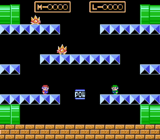 A Video Game Legend The Evolution Of Mario The Jotform Blog
