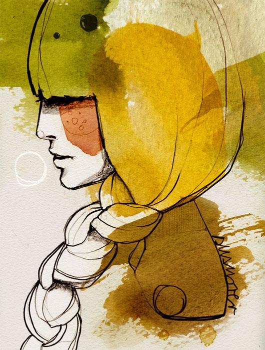 Les Filles by Ekaterina Koroleva 2