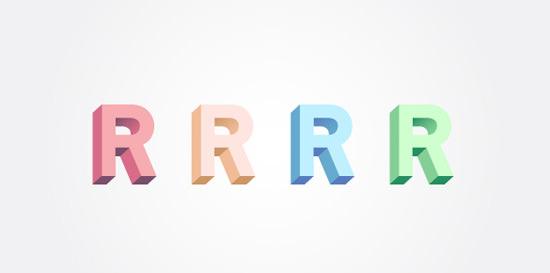 3d-letters
