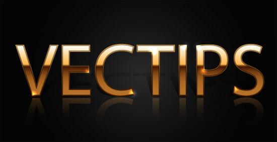 gold-text-effect