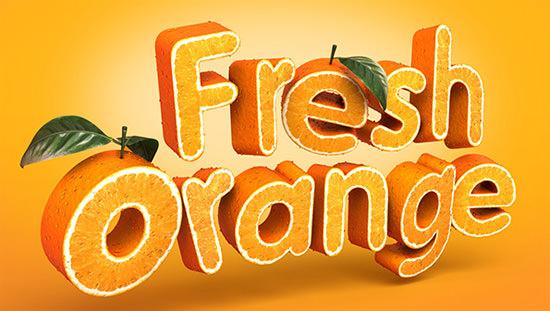 orange-inspired-type
