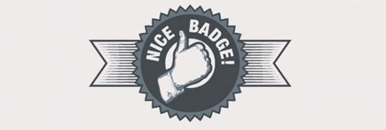 retro-badge