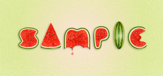 watermelon-style-type