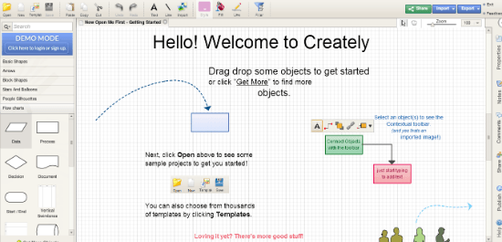 10-tools-to-create-infographics-creately project