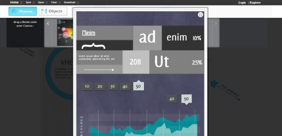 10-tools-to-create-infographics-easely template