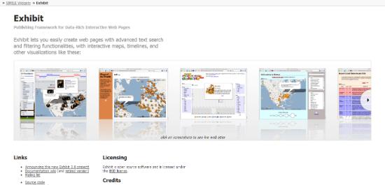 10-tools-to-create-infographics-exhibit simile widgets