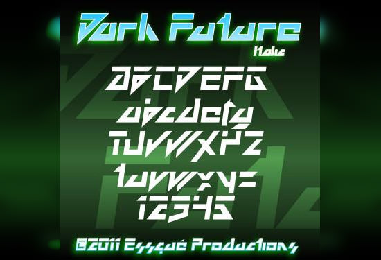 future-font23