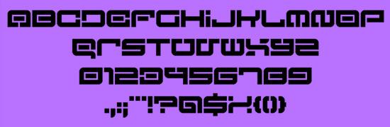 future-font30