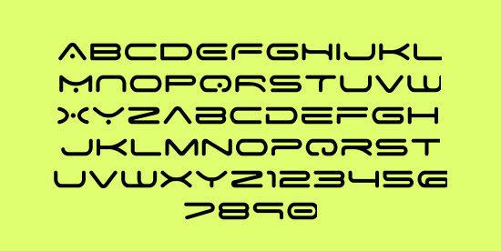 future-font33