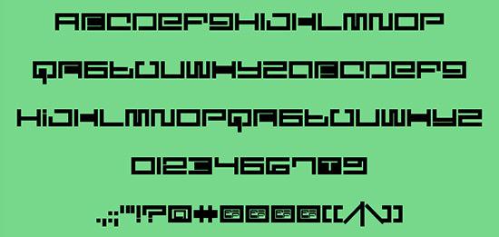 future-font40