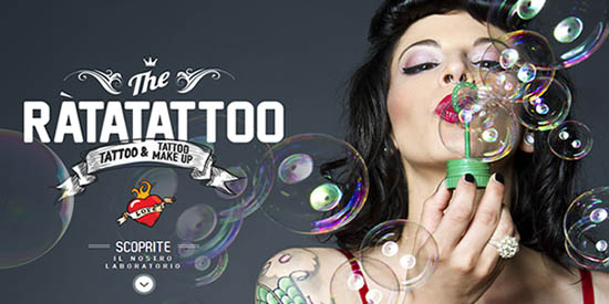 Ratatattoo-Website
