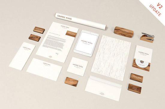 wooden-stationery