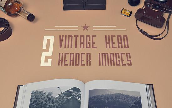 vintage hero area 2