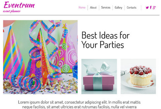entertainment website