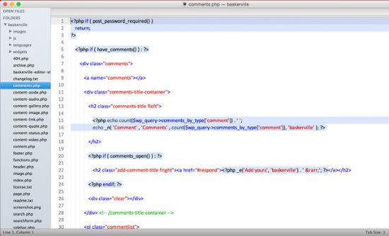 5 Best Free HTML Editors for Web Developers on macOS | The JotForm Blog