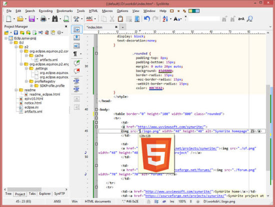 html editor free download for windows 10 64 bit