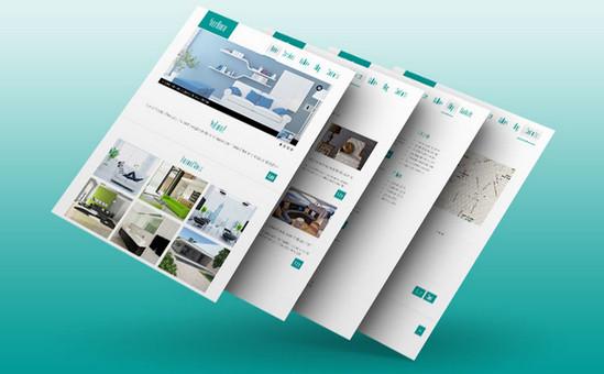 theme for interior site