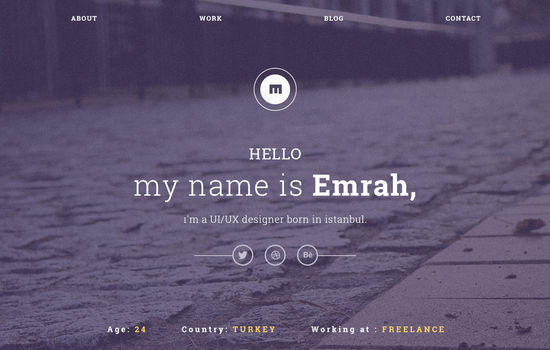 22 Fresh Free Templates in HTML/CSS and PSD: February 2015