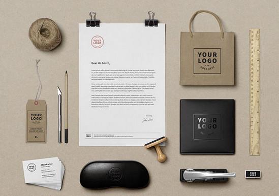 branding identity vol9