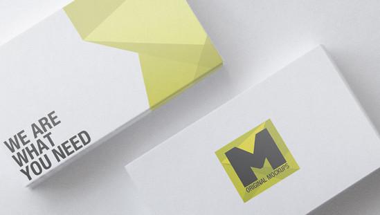 geometric b card