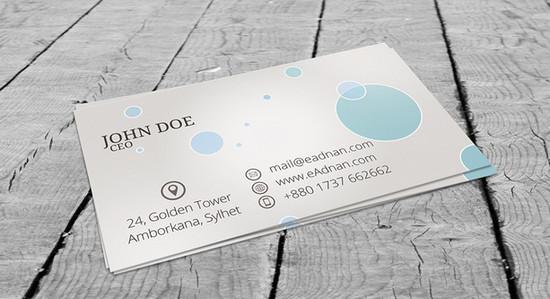 greyish b card