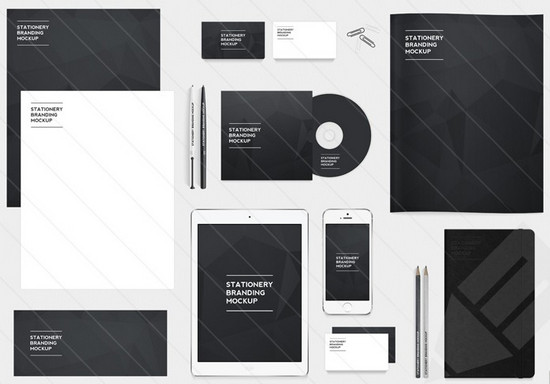 stationery dark