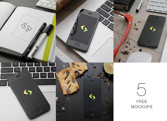 iphone5 mockups