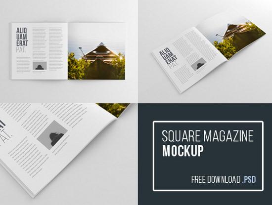 square mag