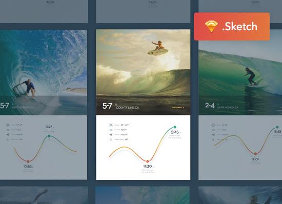surf ui