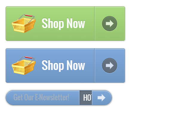 ecommerce buttons