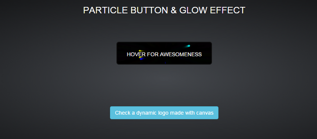 particle button