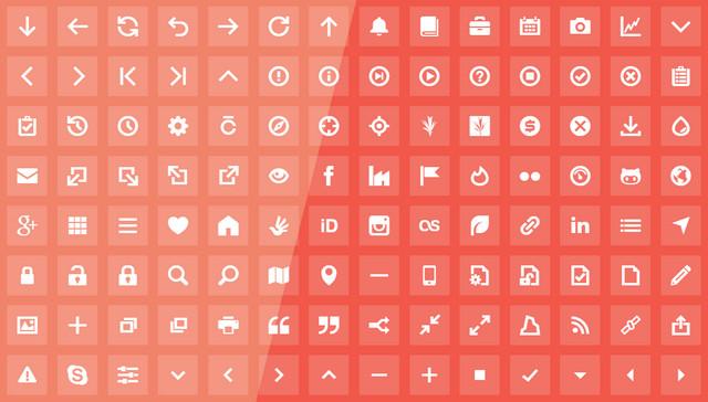 crisp icons