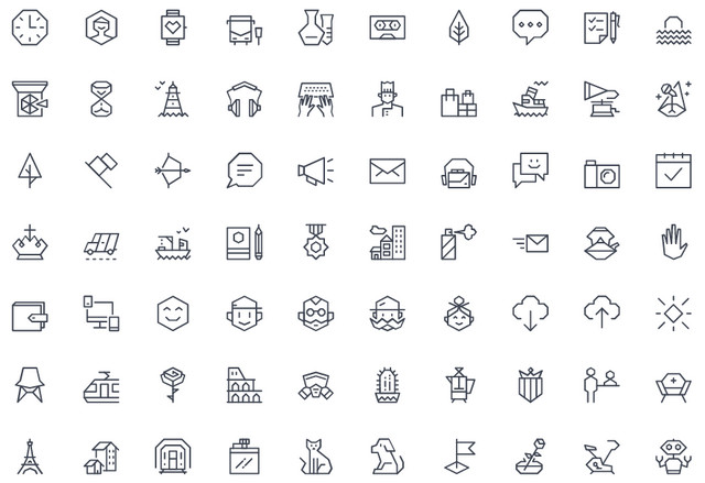 ego icons