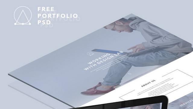 portfolio psd