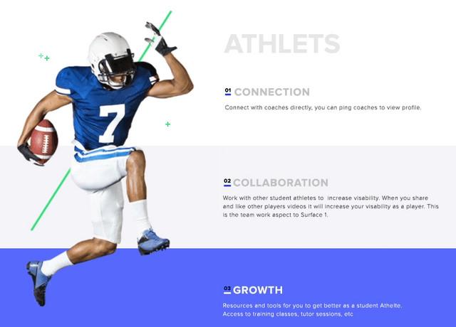 sport template