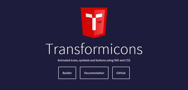 transform icons