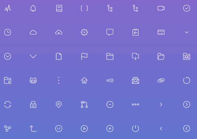 twig icons