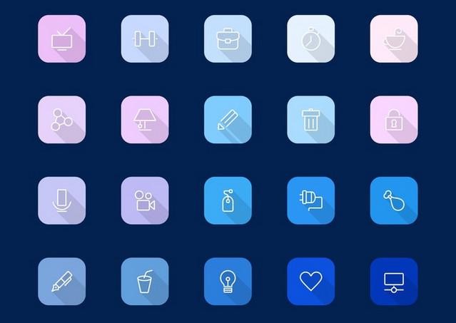 viro icons