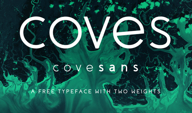 coves typeface