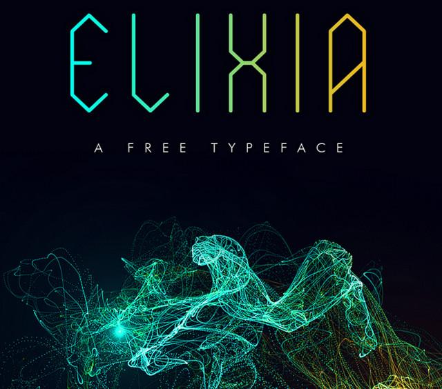 elexia typeface