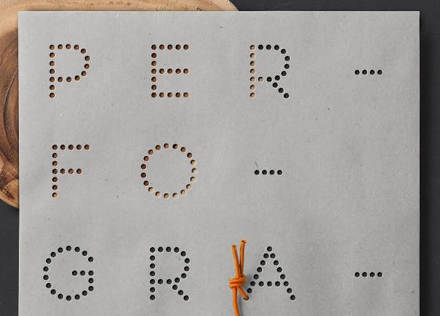 perfograma font
