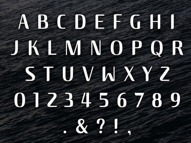 rellorblade font