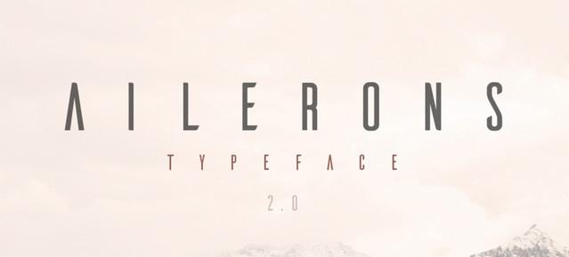 ultrathin font