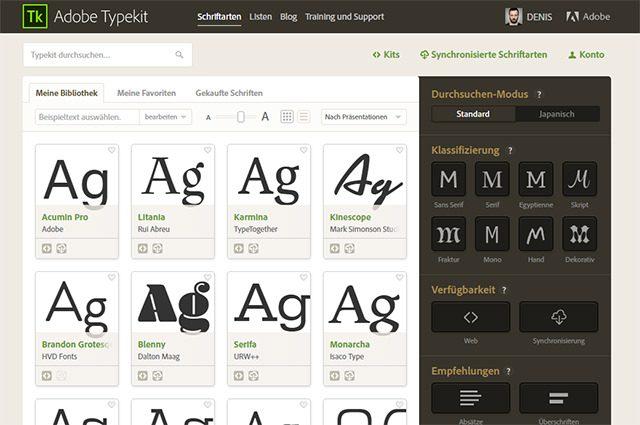 Comparison: Font Subscription Services for the Web | The JotForm Blog