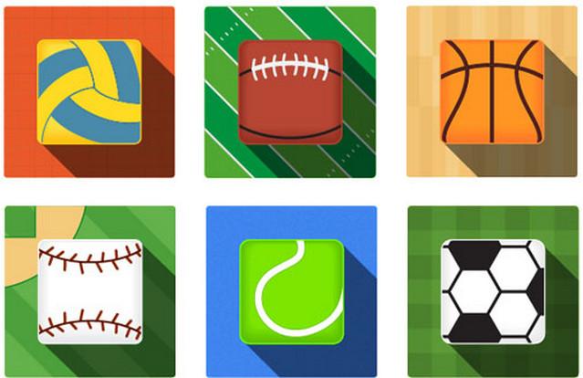 six icons
