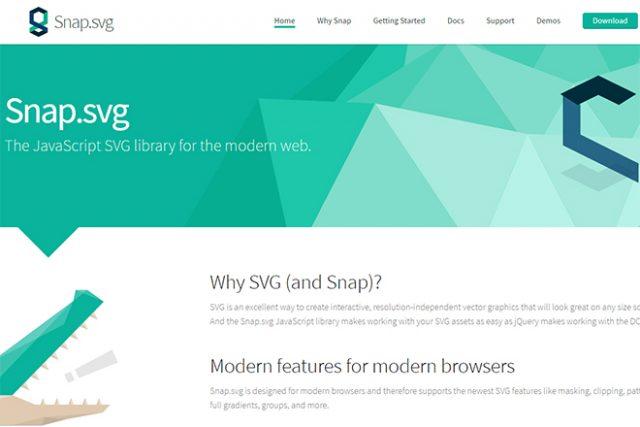 snapsvg_framework