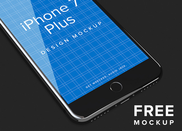 iphone7 design mockup