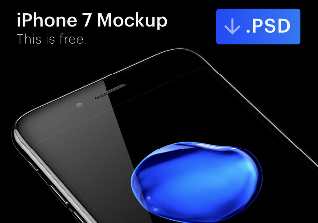 iphone7 jet black